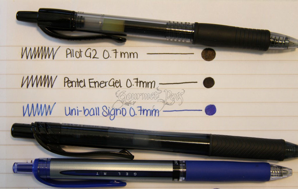 Pilot Pens g2 Ultra Fine Pilot g2 0 7mm Gel Pen Writing