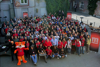 mozcamp group photo | by firefox_community