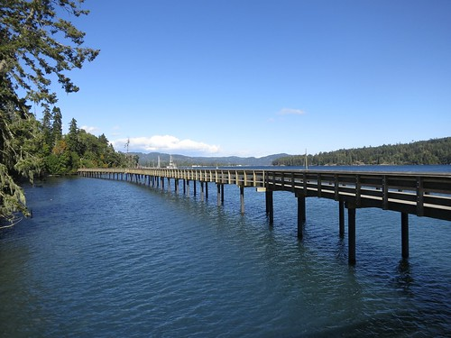 Sooke Marine Boardwalk | by Ruth and Dave