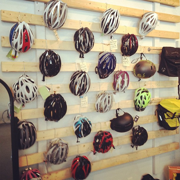 Bike Helmet Shop does your bike shop helmet