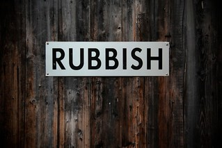 Rubbish | by zzrbell
