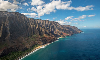 Na Pali Coast | by Nancy-D