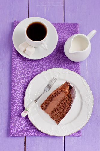 Chocolate cake | by Kate Morozova