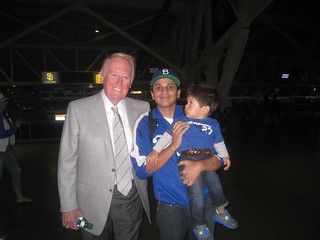 Vin Scully | by rbaly79