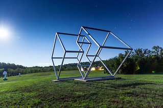 Art Omi at Night - Ghent, NY - 2010, Jul - 01.jpg | by sebastien.barre