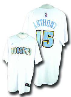 7837A-309__NBA BASEBALL JERSEY_DENVER NUGGETS_ANTHONY, C | by Our_Products