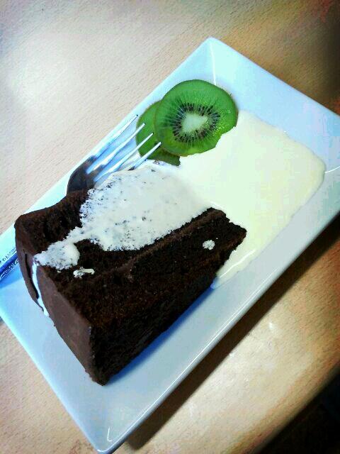 Choc Fudge Cake Filling Recipe