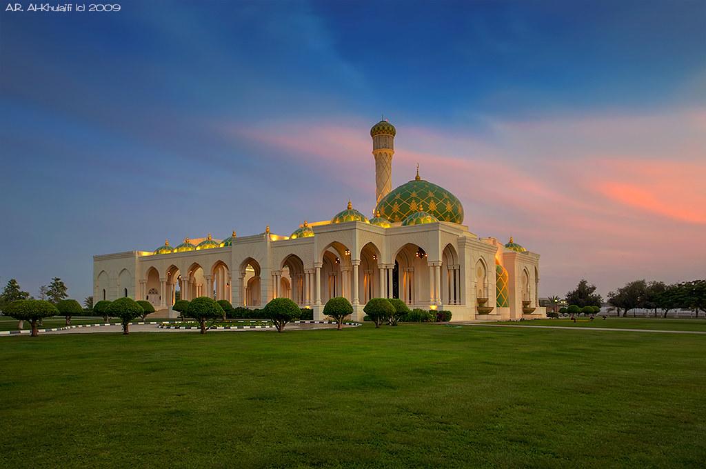 Oman - (مسجد الزلفى سلطنة عمان (مسقط | Press L & F11 for ...