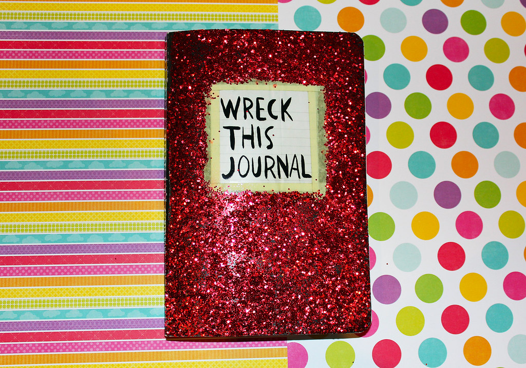 Wreck This Journal Cover Wreck This Journal - C...