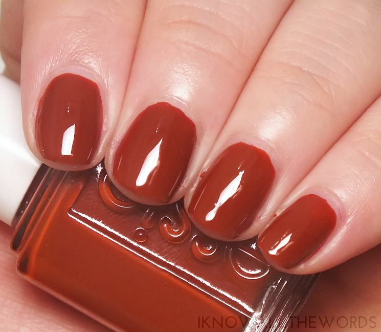 Fall for japanese essie fall 2016 collection i know for Playing koi