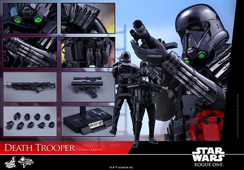 Death Trooper Hot Toys 2