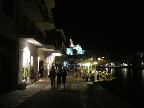 Cadaqués by Night