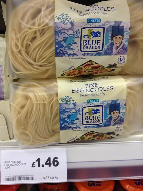 Finde Egg Noodles 300g 1.46 pound