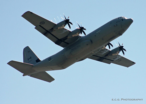 Royal Canadian Air Force - C-130J Hercules | by photo71