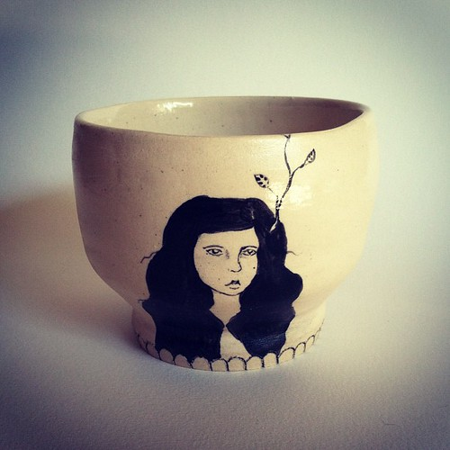 tea cup | by Kira Sheker