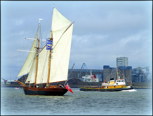 Tall ships Liverpool 2nd September 2012 | by Cassini2008
