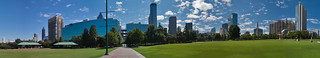 Centennial Olympic Park Pano | by photog-geek.com