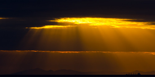 Sunset - 15 Sept 2012 | by wolfcat_aus