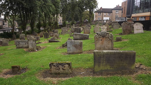 Old Wellwynd Cemetry | by Happy Scot