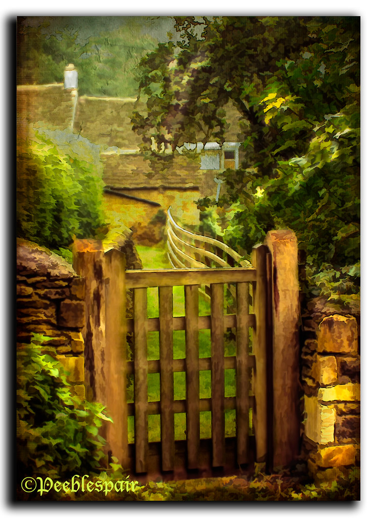 About >> The Narrow Gate | Even better click L In the Cotswolds