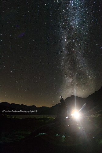 The Milky Way and me | by Andreas Gerber