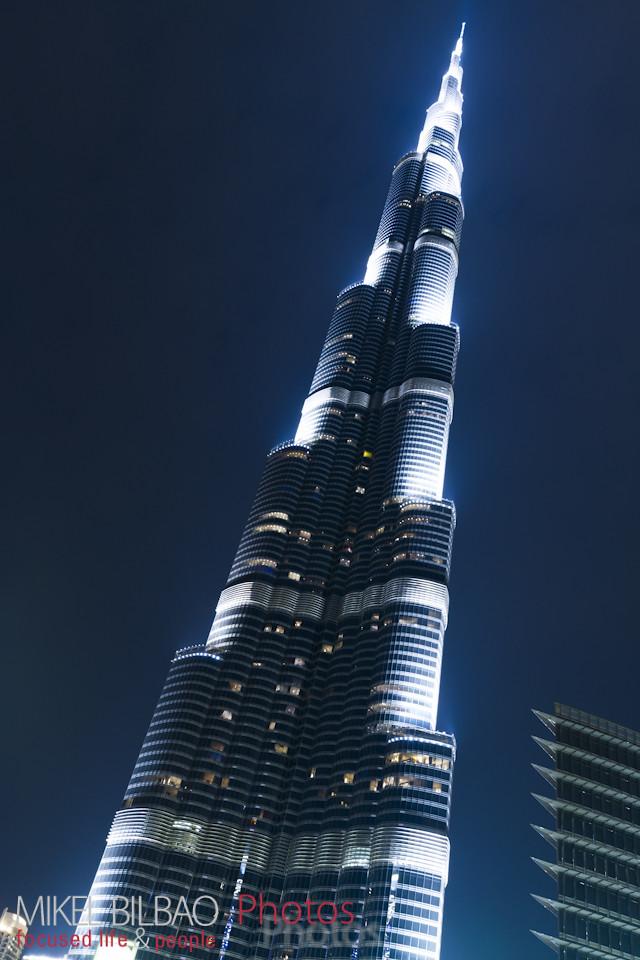 Dubai 055 | Torre Burj Khalifa. Ciudad de Dubai. Dubai