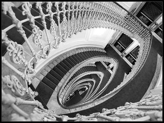 Bristol Palace Staircase | by Anna Che