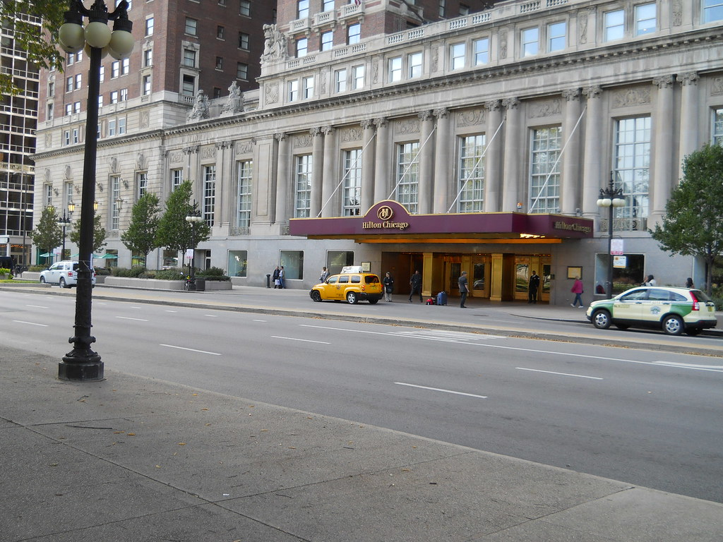 Chicago Hotel Party Rooms