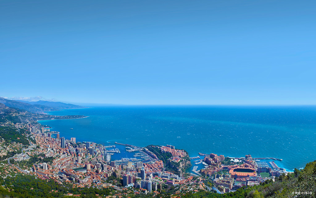 Monaco panorama ultra high resolution free wallpaper flickr monaco panorama ultra high resolution free wallpaper by crevisio voltagebd Images