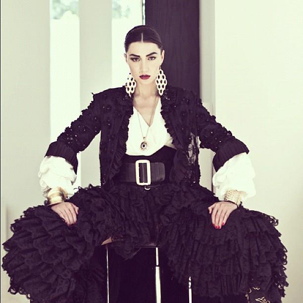 La Torero Instagram Followgram Fashion Torero Photosh Flickr