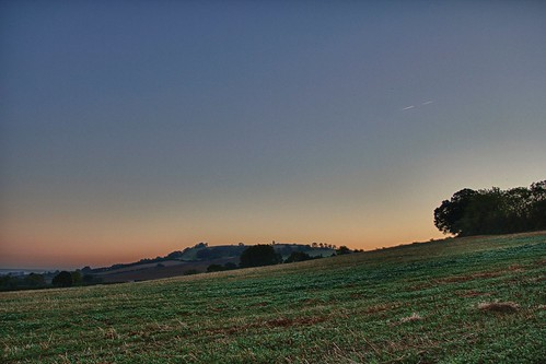 Sunrise over Meon | by Jethro Stamps