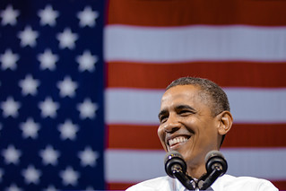 Obama in Kent OH-27 | by BrettMarty2012