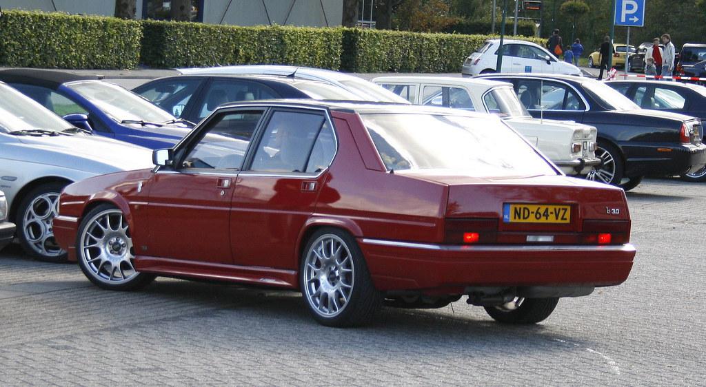 Alfa Romeo 90 Quadrifoglio Oro Date Of Birth 18 04 1985