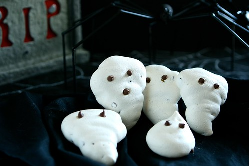 Ghost Cookies 002 | by Hungry Housewife