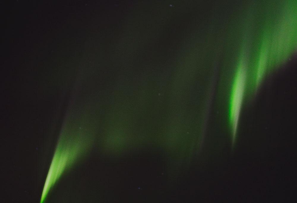 Nordlys i Bodø