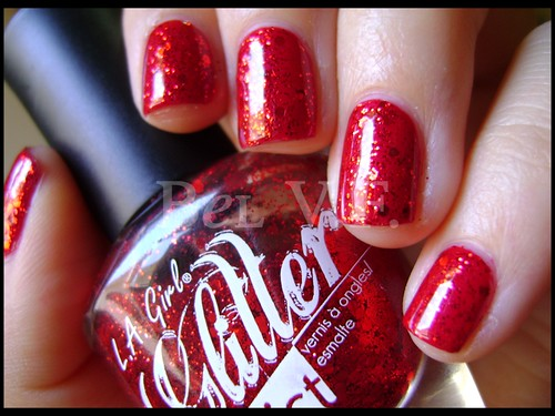 ..:: Cherry (Big Universo) + Animate (L.A. Girl Glitter Addict) ::.. | by *♥* Bel V.F. *♥*