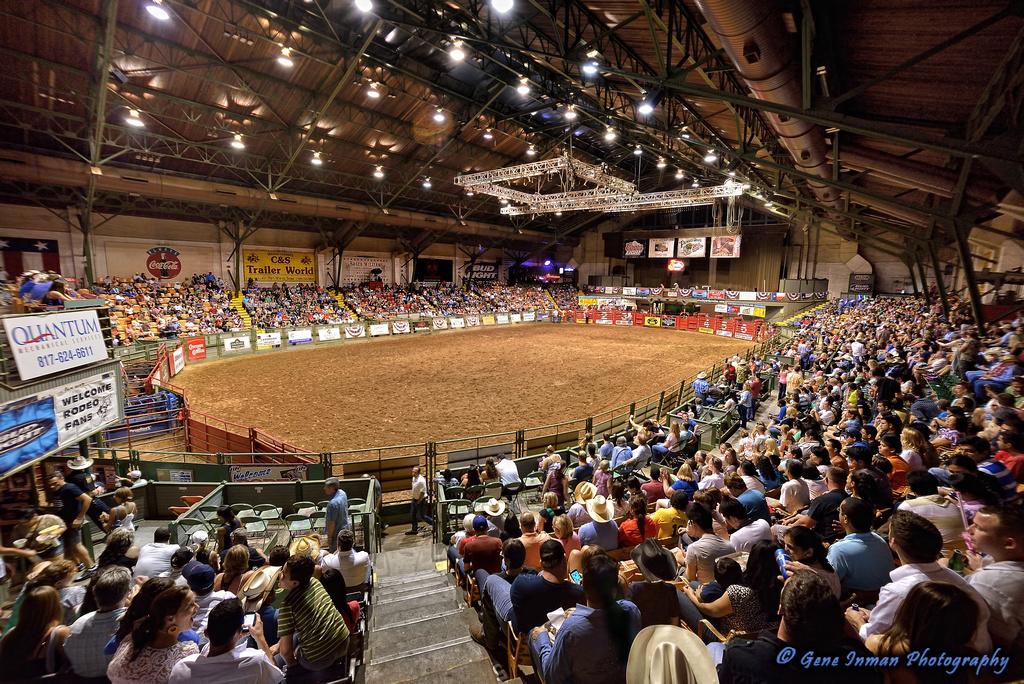 Saturday Night Rodeo Fort Worth Texas 2012 Saturday