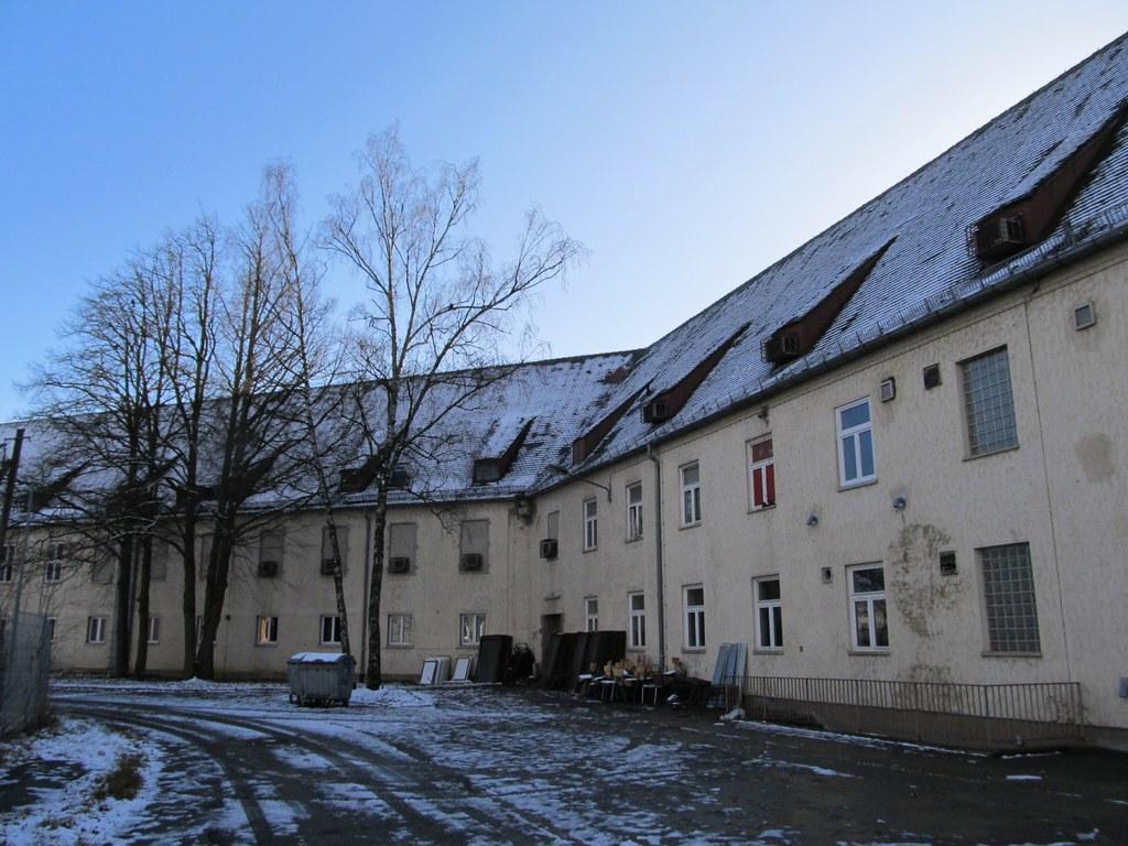 05 >> ehem. Flak-Kaserne Augsburg-Kriegshaber Februar 2012_139   Flickr