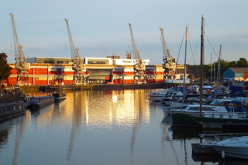 Bristol Harbour | by picaddict