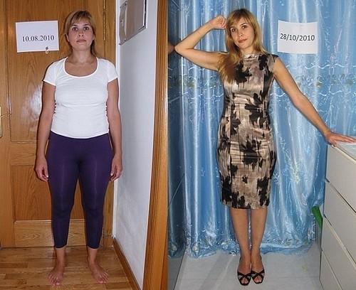 Диета протасова до и после