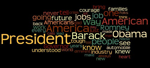 VP Joe Biden's speech DNC 2012 | by circulating