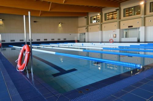 Piscina del centro deportivo forus fuenlabrada manuel robl flickr - Piscina de fuenlabrada ...
