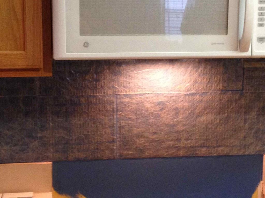Stick Up Backsplash For Kitchens