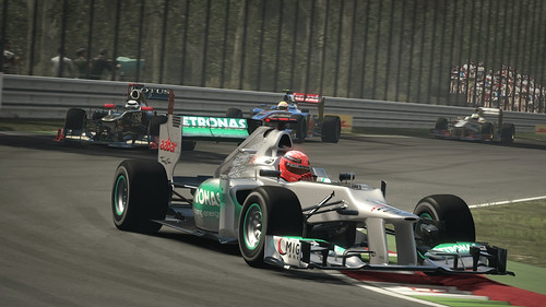 F1 2012 on PS3 | by PlayStation.Blog