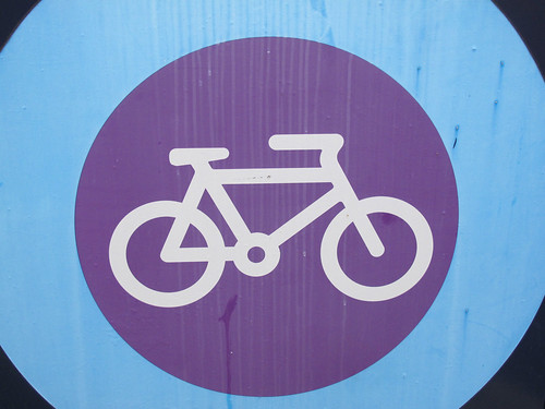 252_365_Bicycle_Sign | by Damien Walmsley