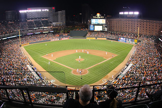 Oriole Park at Camden Yards, Home of Baltimore Orioles | by daveynin