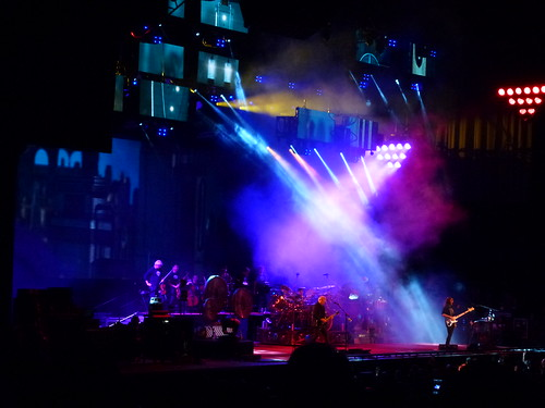 Rush September 9 2012 at Jiffy Lube Live Bristow VA / Washington DC | by markn3tel