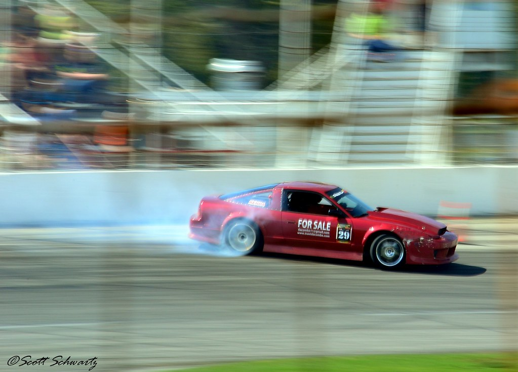 Nissan 240sx Drift Car Scott597 Flickr
