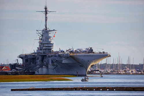 USS Yorktown | by David Arbogast