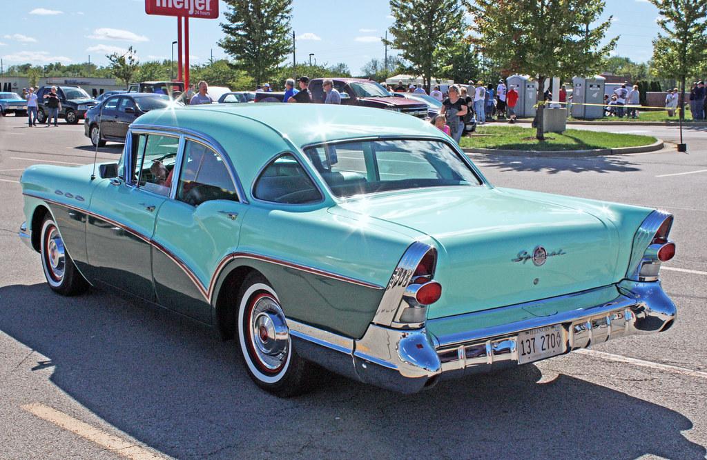 1957 buick special 4 door sedan 7 of 8 photographed at. Black Bedroom Furniture Sets. Home Design Ideas